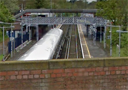 West Wickham train station